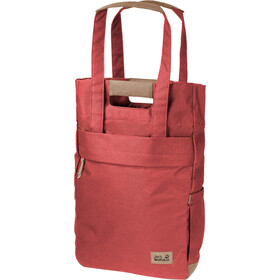 Jack Wolfskin Piccadilly Shopper coral red